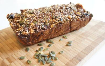 Granenvrij notenbrood
