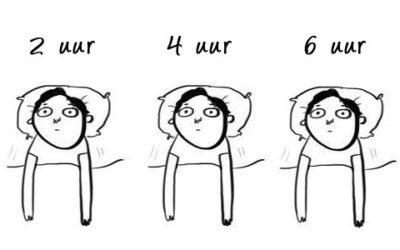 10 tips om lekker te slapen!