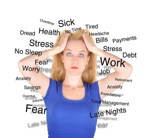 cortisol stress blog