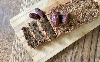 Dadelbrood met quinoa